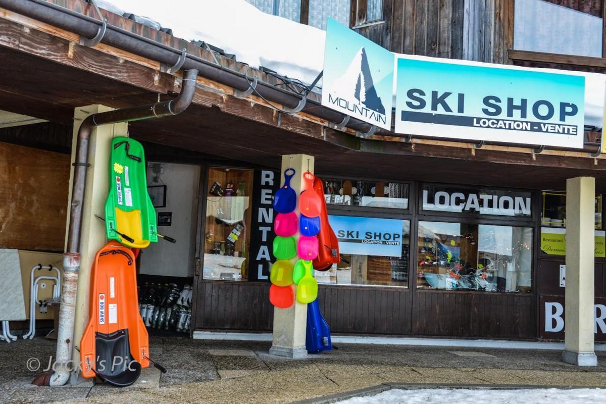location ski samoens
